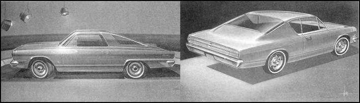 Rambler Tarpon Concept Car